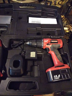 Craftsman Drill Set for Sale in West Bloomfield Township, MI