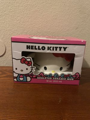 Hello kitty mug for Sale in Ocoee, FL