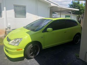 Honda Civic SI 2002 for Sale in Pembroke Pines, FL