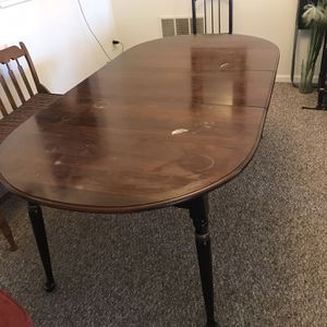 Dining room table cherry for Sale in Crofton, MD