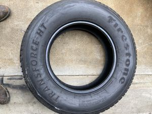 firestone tires 275/65r18 for Sale in Hollister, CA
