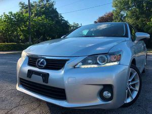2013 LEXUS CT 200H $2998DOWN $302 MONTH W/ INS INCLD/ W.A.C - $11998 for Sale in Tampa, FL