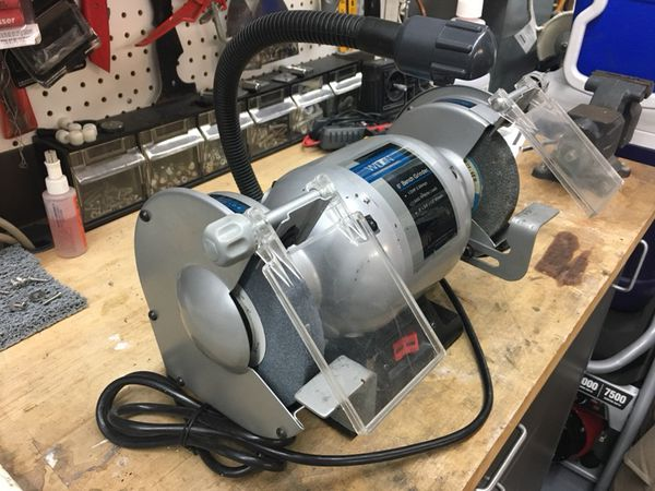 Wilton Bench Grinder 1 2hp 6 3450 Rpm 2 8 Amp For Sale In