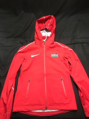 Nike Olympic-Issue Kenya Track Jacket Hoodie for Sale in Justice, IL