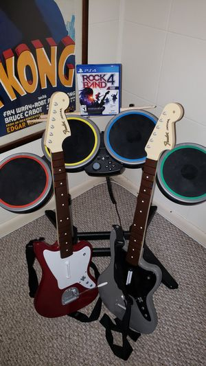 Rockband 4 for Sale in Chicago, IL