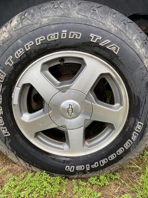 "16"" trailblazer rims for Sale in Woodlawn, TN"
