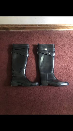 Coach Rain boots for Sale in Lakewood, OH