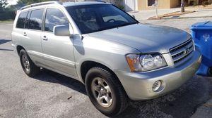 2003 Toyota Highlander 2 owner for Sale in Tampa, FL