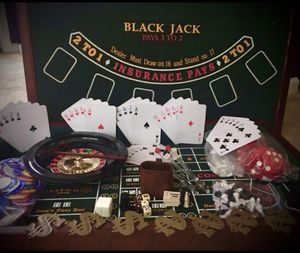 Casino Night Party Box for Sale in East Point, GA