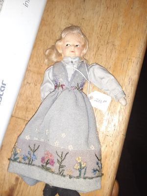 Antique doll $80 obo for Sale in Kansas City, MO