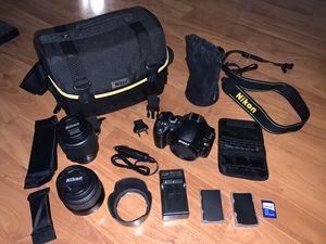 Nikon D40 DSLR camera kit for Sale in Tucson, AZ