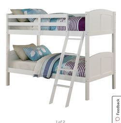 Compact Bunk Bed Set for Sale in Austell,  GA
