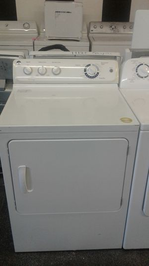 Ge auto dry clothes care dryer for Sale for sale  Greensboro, NC