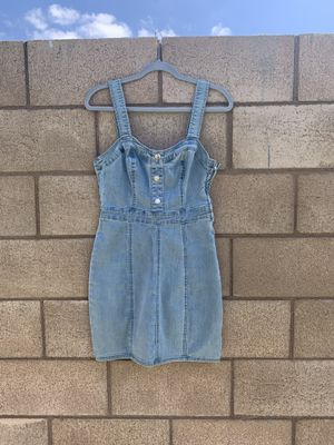 GUESS Denim Dress (M) for Sale in Lynwood, CA