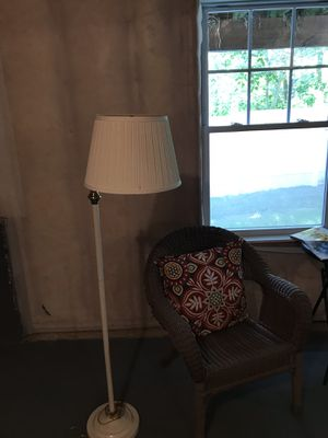 Floor lamp for Sale in Stoughton, MA