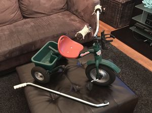 Italtrike Racing Team Tricycle in Green for Sale in San Francisco, CA