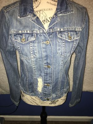 American Eagle Jean Jacket size medium for Sale in Staunton, VA