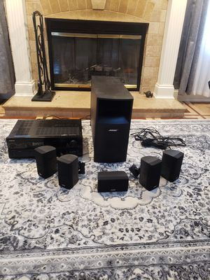 Bose Acoustimass 10(bose speaker system) for Sale in Long Grove, IL