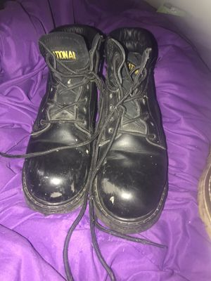 Steel toe work boots for Sale in San Jose, CA
