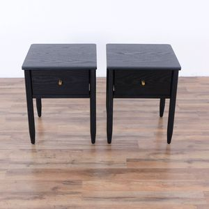Yonga Zoe Bedside Tables in Blackened Oak (1036309) for Sale in South San Francisco, CA