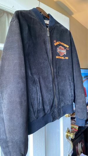 Harley Davidson lined winter jacket size X L. for Sale in Arbutus, MD