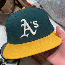 mlb hat a's oakland for Sale in Fresno,  CA