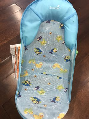 Baby cloth resting Bather for Sale in Alexandria, VA
