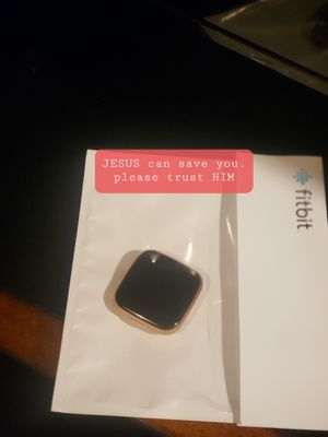 Fitbit versa 2 for Sale in South Hempstead, NY