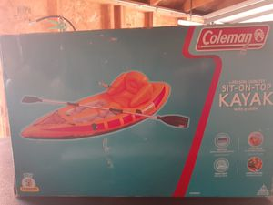 New Coleman Sit On Top Kayak for Sale in Chicago, IL