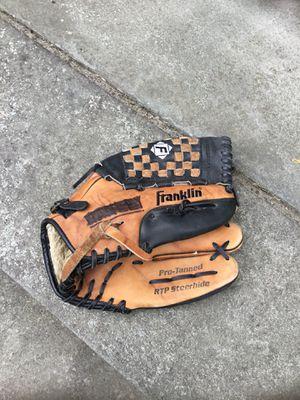 12 1/2 inch baseball glove Franklin for Sale in Concord, MA