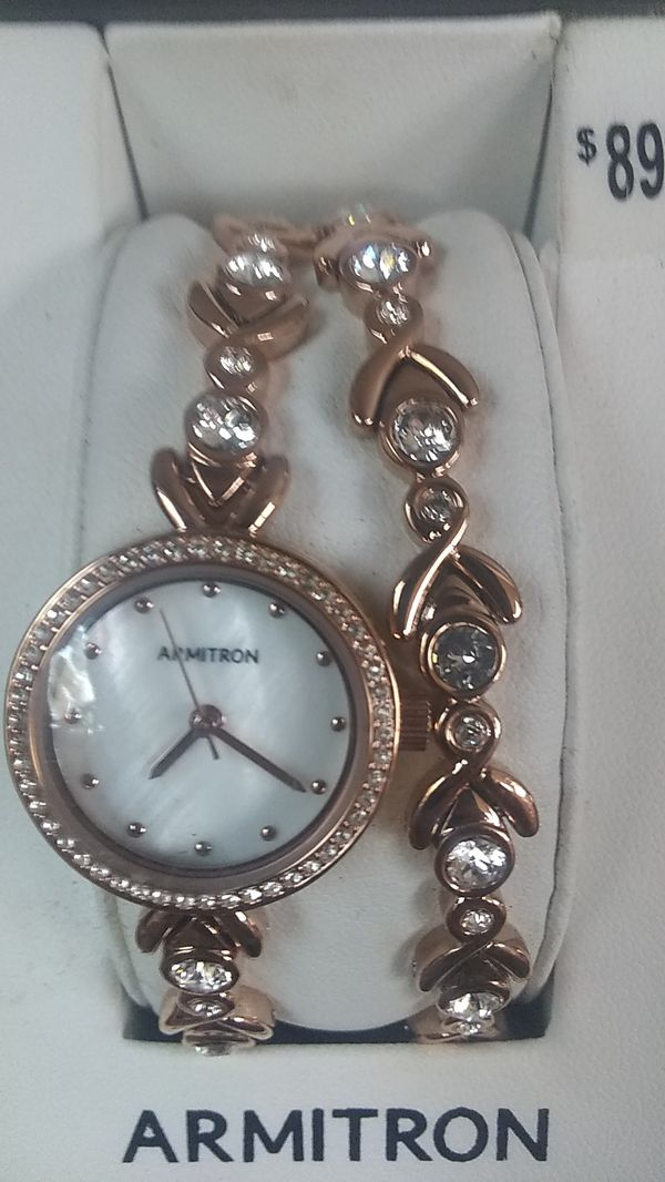 Brand new Armitron watch selling for $30 or best offer