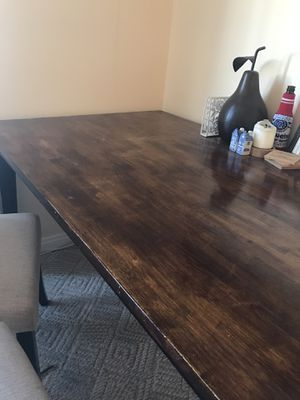 Beautiful wooden kitchen table for Sale in Santa Monica, CA