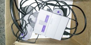 Mini Super Nintendo - With MANY games programmed into it already! Retails for $150+ for Sale in Clovis, CA