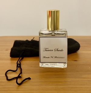 The Perfumer's Story by Azzi Tuscan Suede for Sale in New York, NY