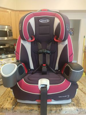 Graco Nautilus 65 Car Seat for Sale in Henderson, NV