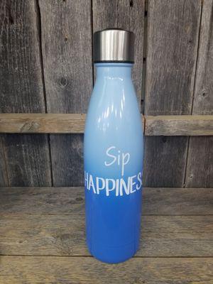 Sip Happiness Water Bottle for Sale in Millsboro, DE