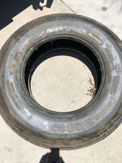 Ohtsu 11R24.5 148/146L tractor tire for Sale in Anaheim,  CA