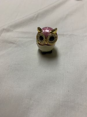 Brand new hinged collection owl paid 25 bought at crackle barrel for Sale in Murfreesboro, TN