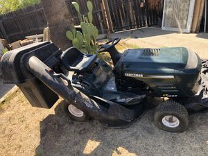 Craftsmen mower with grass catch for Sale in Tempe, AZ
