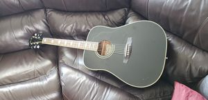 Ibanez acustic guitar with on-board tuner for Sale in Wheeling, IL