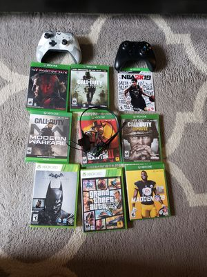 Xbox one x bundle for Sale in Columbus, OH
