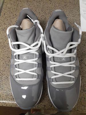 Jordan's 11 Retro cool grey for Sale in Tacoma, WA