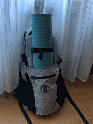 Aurorae yoga mat backpack for Sale in Portland, OR