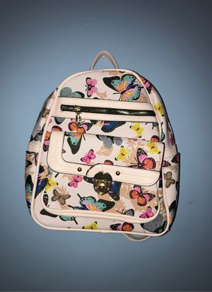 Blush pink butterfly backpack for Sale in Downey, CA
