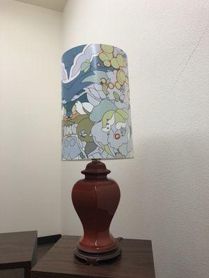 Rad vintage modern table lamp for Sale in Portland, OR