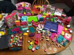 Shopkins collection for Sale in Clinton Township, MI