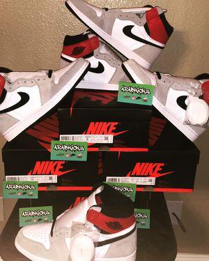 "Air Jordan 1 Retro High OG ""Smoke Grey"" for Sale in Los Angeles, CA"