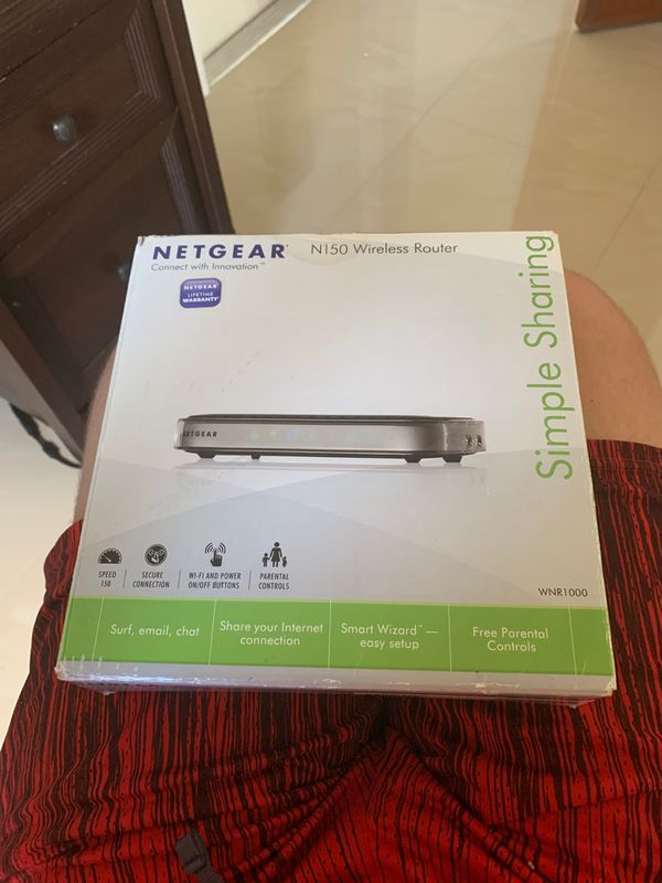 N150 Wireless Router