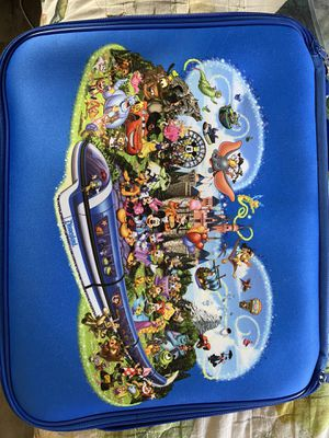 Disney | Pin Trading Bag | Special Edition | Large | for Sale in Lancaster, CA