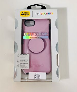iPhone Mauve SE, 7 & 8 Otterbox Otter+POP Case for Sale in Sanford, ME